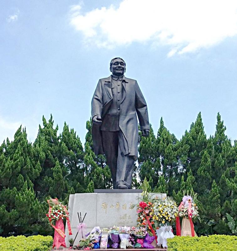 南宁邓小平纪念雕塑