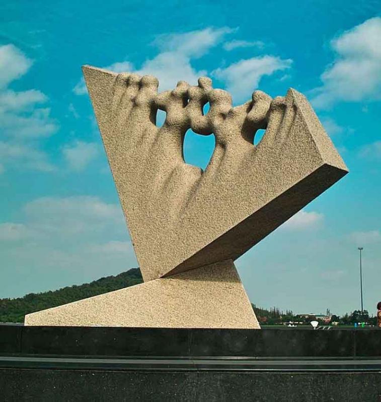 广西石材雕塑