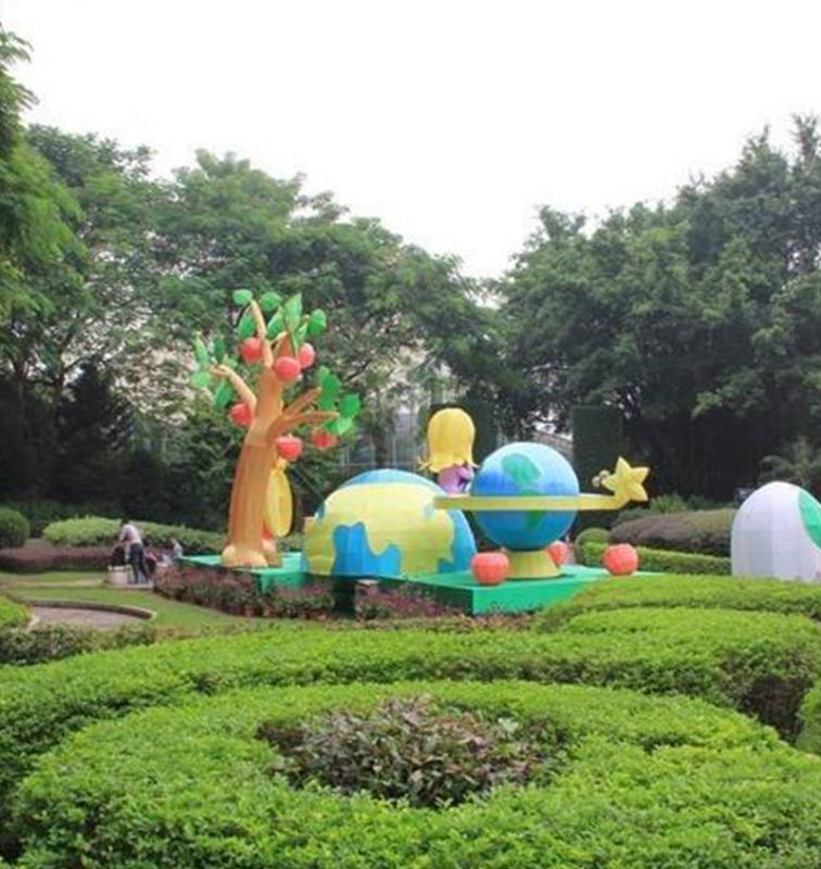 南宁玻璃钢塑料雕塑