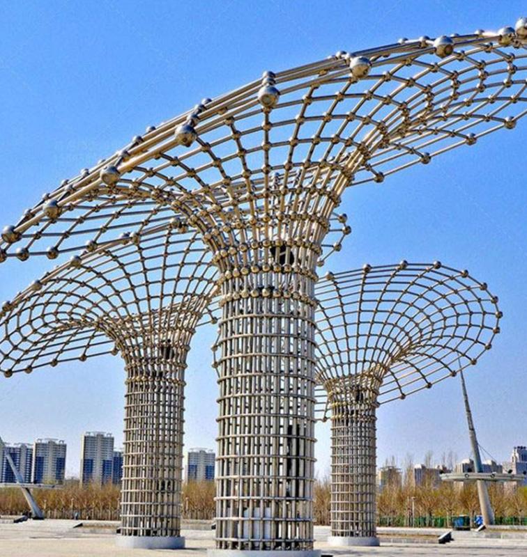 南宁不锈钢雕塑