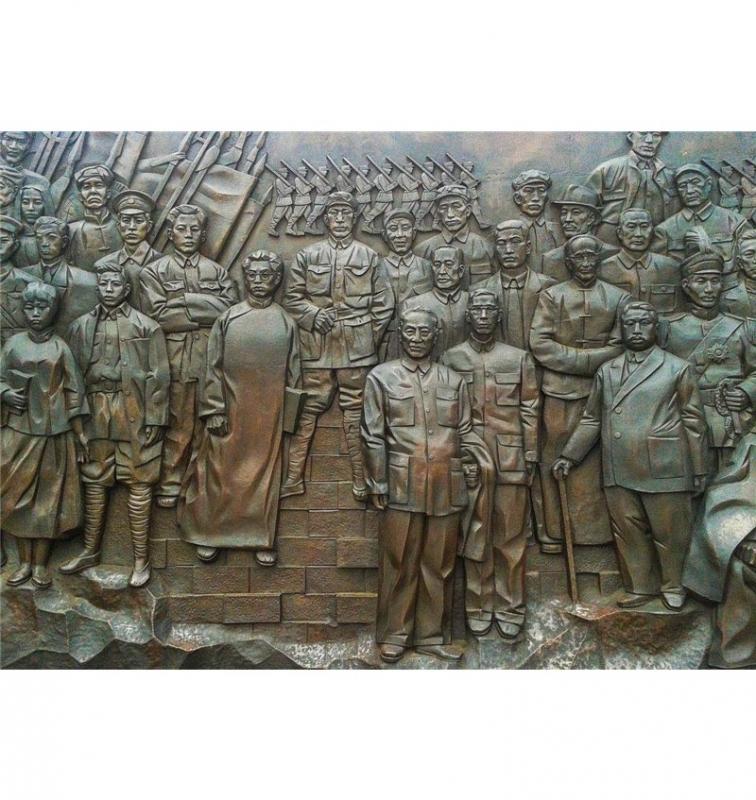 南宁浮雕文化墙