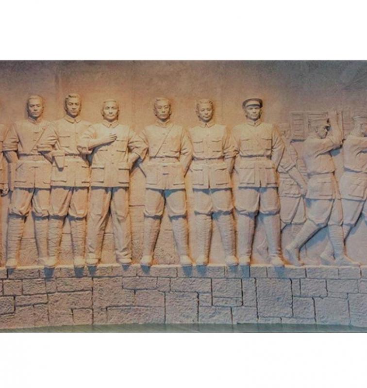 浮雕文化墙