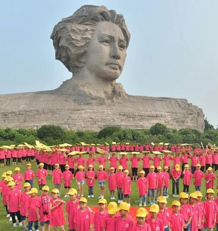 南宁名人雕塑