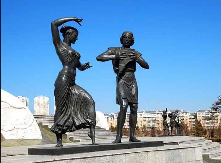 人物雕塑的保养维护方法